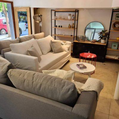 sillones y sofas